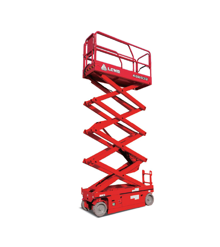 Electric Scissor Lift - AS2632E