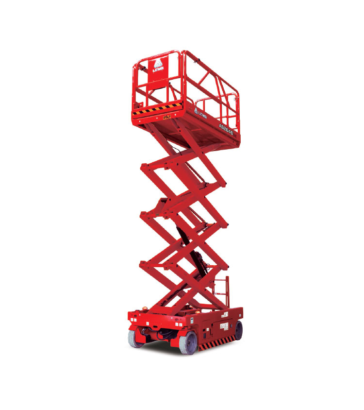 Scissor Lift - AS2646E