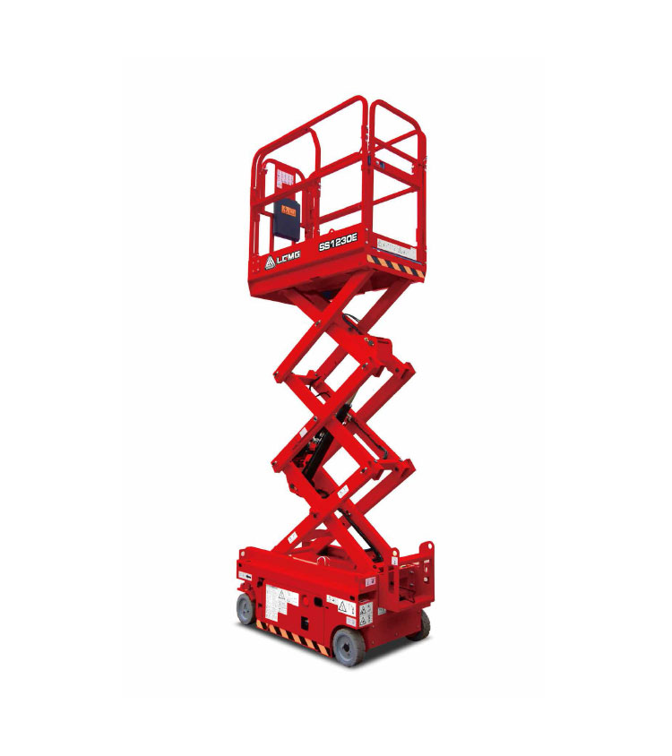 Areal Lift - SS120E