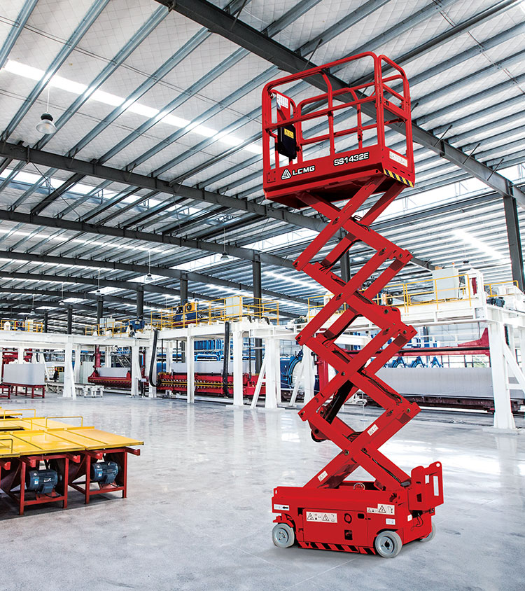 Electric Scissor Lifts - SS1432E