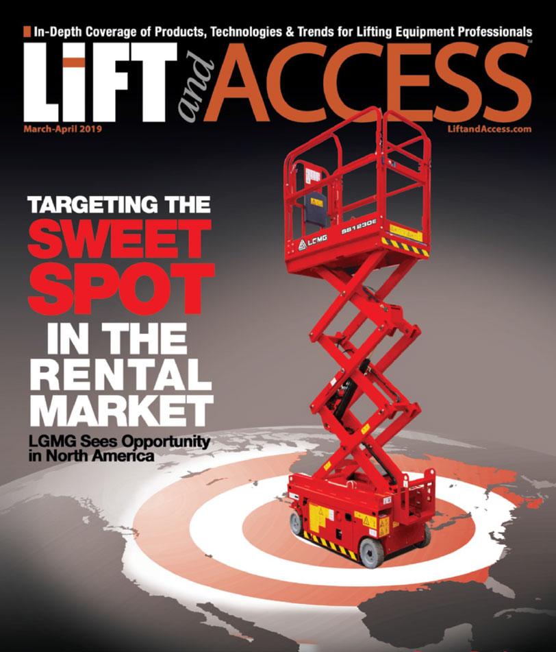 Lift and Access magazine